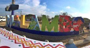 Con iluminación y letrero de identidad, Malambo conmemora 107 años de municipalidad 4