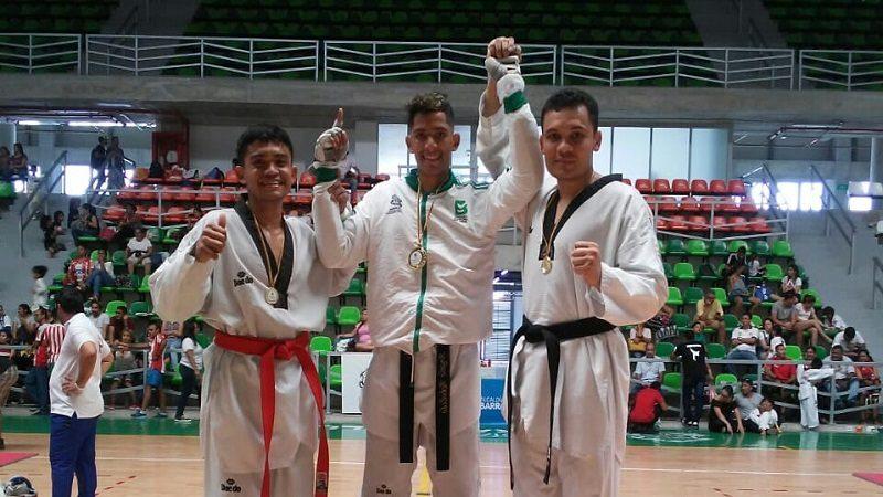 Deportistas del Team Barranquilla brillan en Copa de BMX en Medellín y Open de taekwondo