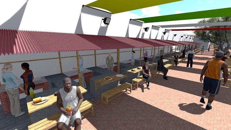 Distrito reubicará a 103 vendedores en dos grandes proyectos urbanísticos en Centro Histórico