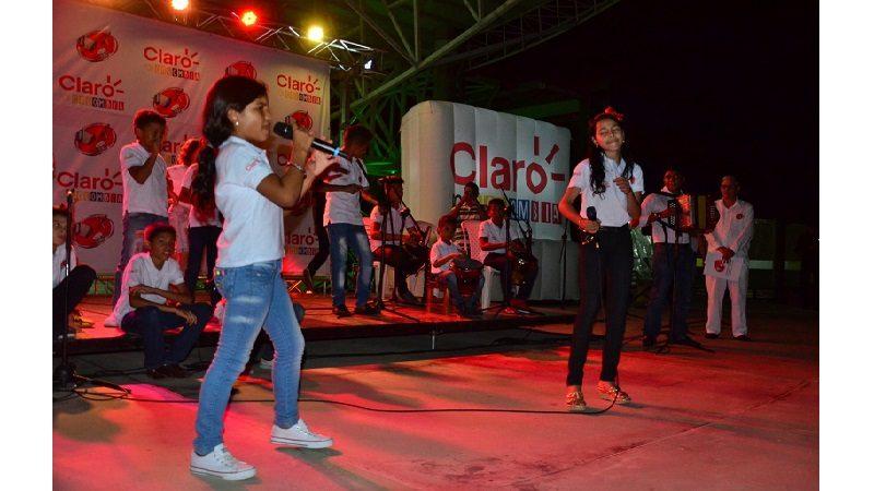 El talento femenino se destacó en la Piquería Infantil del Festival Vallenato