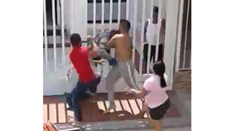 Electricaribe denuncia a clientes por agresión a operarios en el barrio Hipódromo