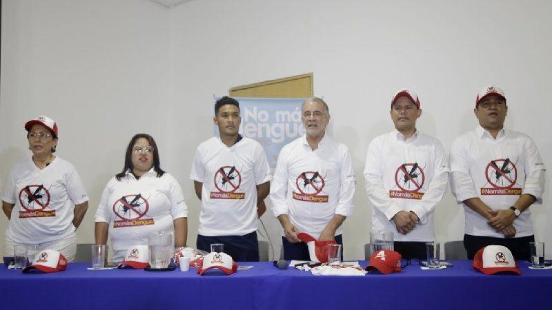 En Atlántico, escuadrón especial combate el dengue casa a casa