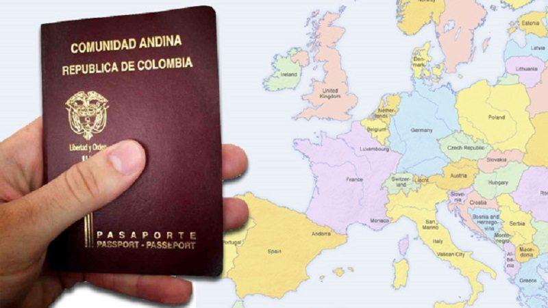 Estados Unidos revocará 2.200 visas concedidas a colombianos