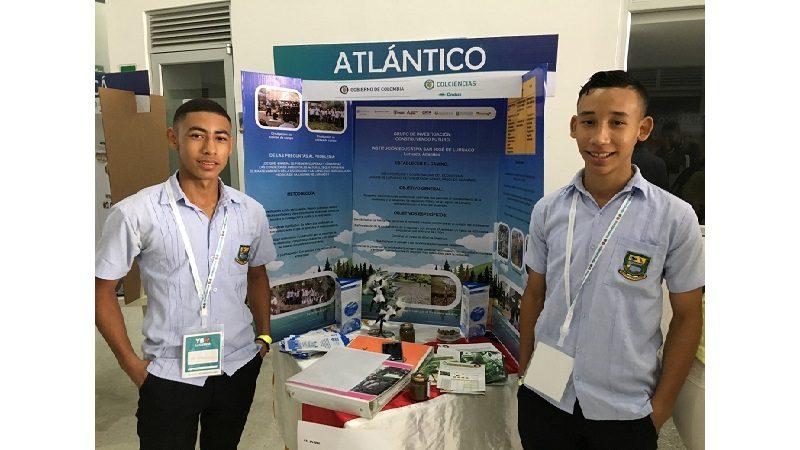 Feria Departamental de Ciencia, Tecnología e Innovación de Ondas Atlántico, el 2 de mayo en Unisimón