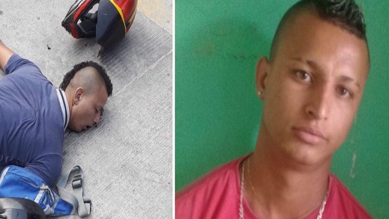 Funcionario del CTI abate a presunto delincuente en el barrio Los Girasoles