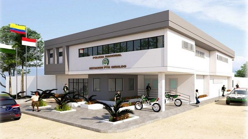 Gobernación adjudica construcción de tres nuevas estaciones de Policía en Atlántico