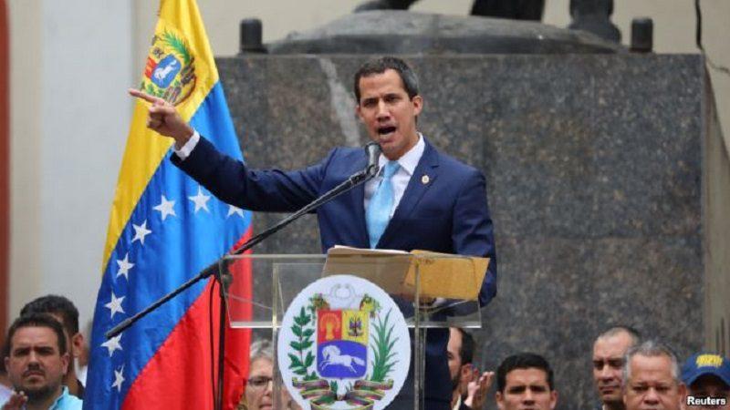 Juan Guaidó convoca a 'la marcha más grande' en la historia de Venezuela