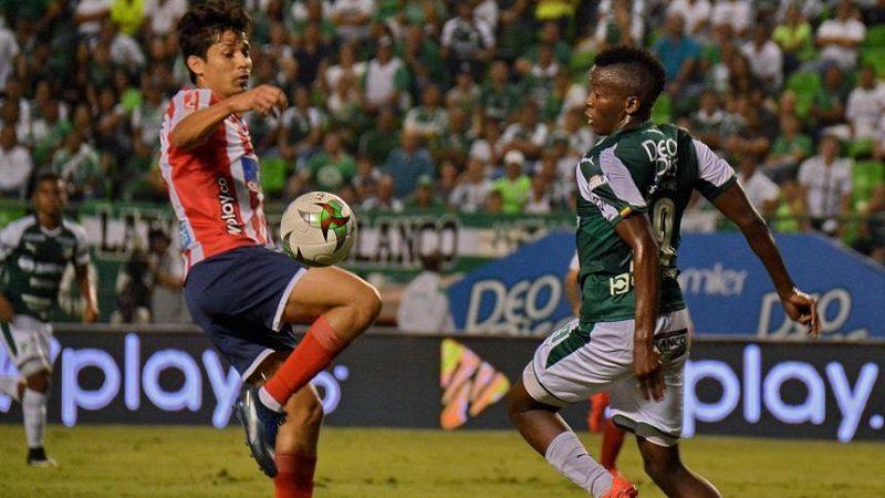 Junior empató 0-0 con el Cali, en el Pascual Guerrero