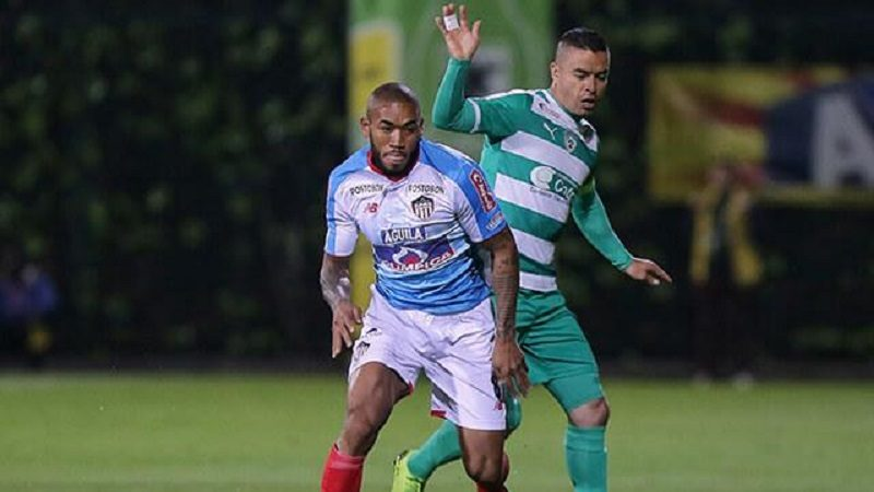 Junior empató 2-2 con Equidad y sigue invicto