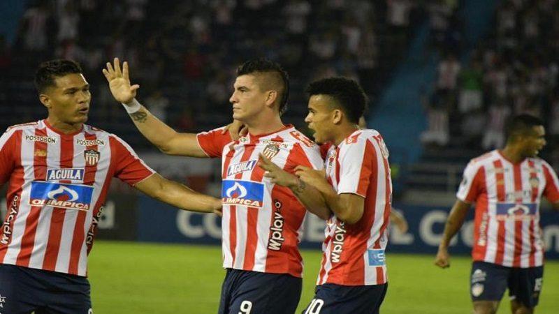 Junior le ganó 1-0 a San Lorenzo, por Copa Libertadores