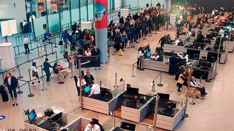 Más de 2 millones de pasajeros se movilizarán por vía aérea durante esta Semana Santa