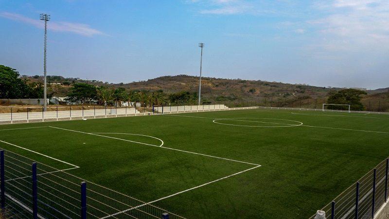 Municipio de Tubará está a pocos días de estrenar una gran unidad deportiva
