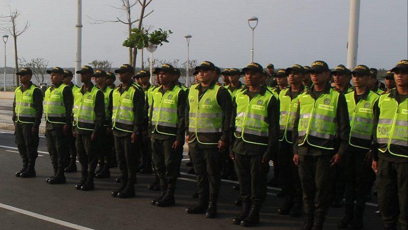 Policía abre convocatoria para prestar servicio militar como Auxiliar de Policía, en Barranquilla