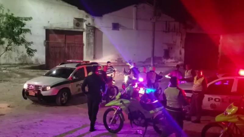 Policía reporta la captura de 58 personas en Barranquilla, durante el fin de semana