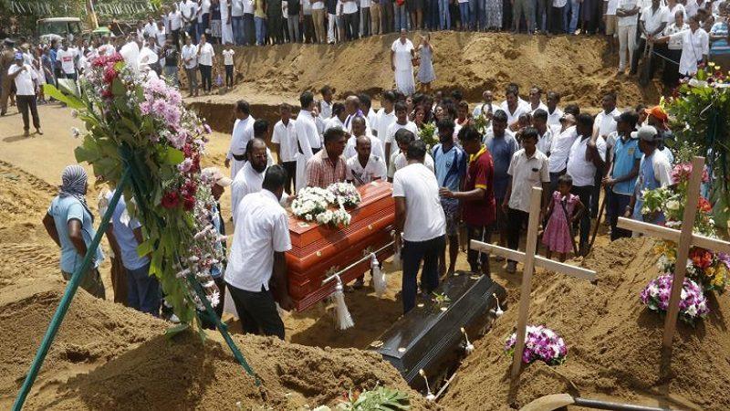 Sri Lanka reduce en un centenar el balance de los muertos