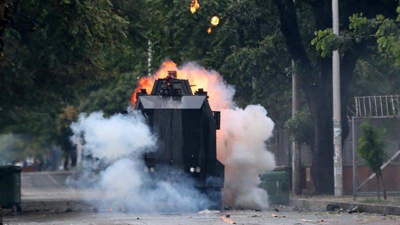 Un estudiante muerto y seis heridos tras disturbios en la Universidad del Valle