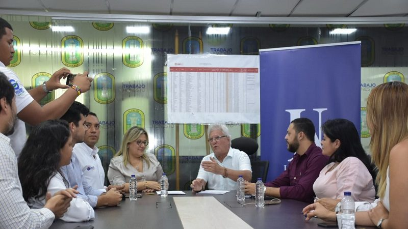 Uniatlántico y Alcaldía de Soledad firman convenio de impacto ambiental