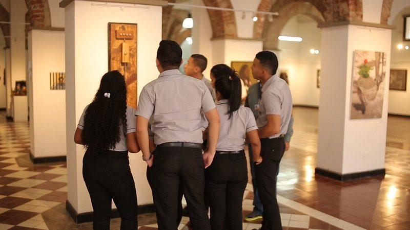 Visita el Museo Atlántico y vive el VI Salón BAT de Arte Popular