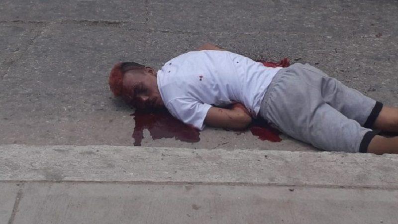 A Tiros matan a alias 'El Caimán' en el barrio Villanueva de Barranquilla