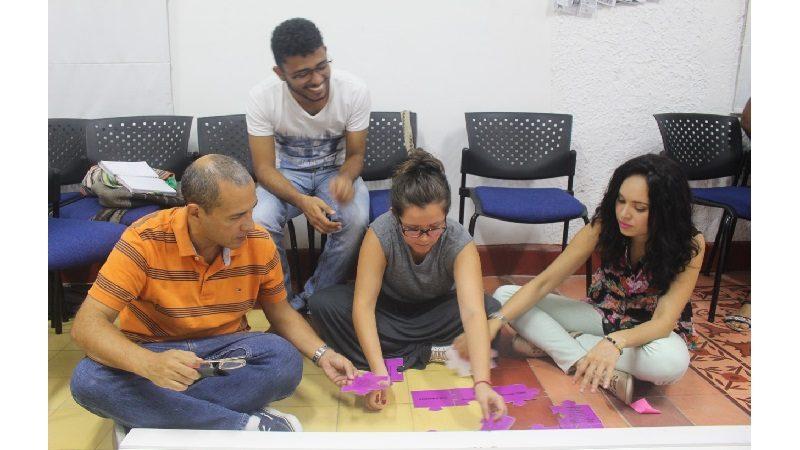 Abierta beca de formación en Empoderamiento Femenino y Masculinidad Consciente, en Barranquilla