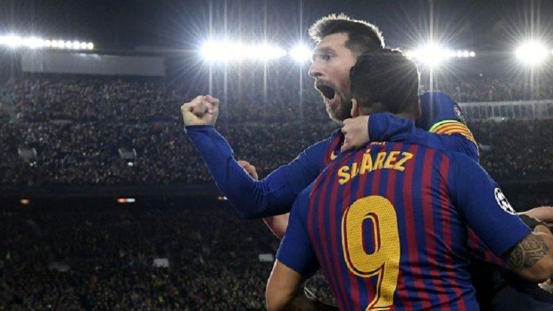 Barcelona goleó 3-0 al Liverpool, en la semifinal de ida de la Champions
