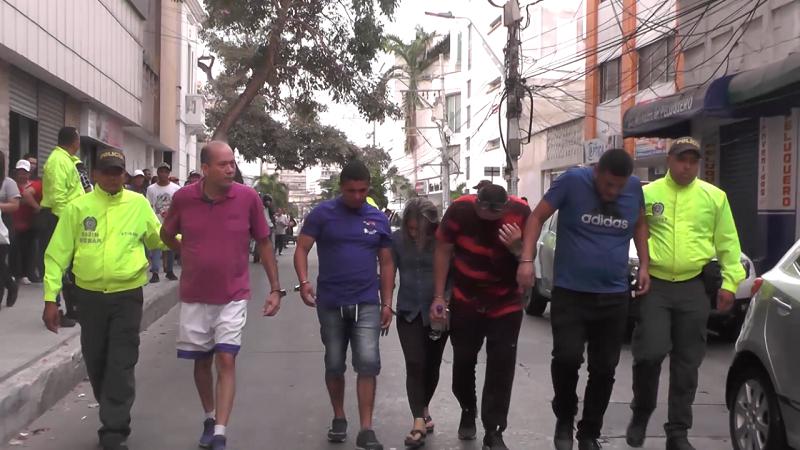 Caen apartamenteros que se hacían pasar por policías o agentes del CTI, en Barranquilla