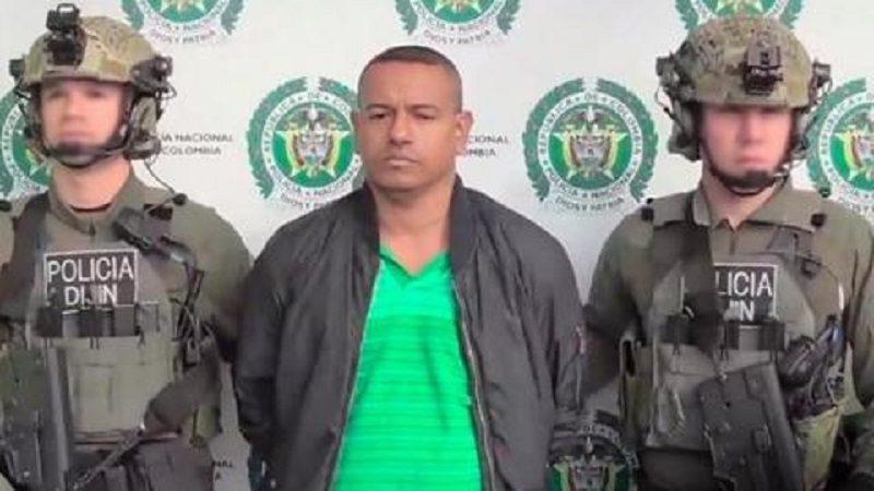 """Captura de alias 'Olindillo' o 'Gafas' es un """"golpe muy duro al narcotráfico"""