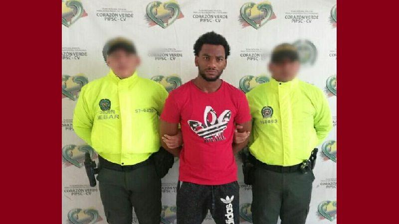 Cayó alias 'Isma', uno de los delincuentes más buscados en Barranquilla y Soledad