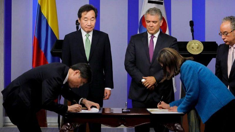 Colombia y Corea del Sur fortalecen lazos comerciales, de cooperación y Economía Naranja