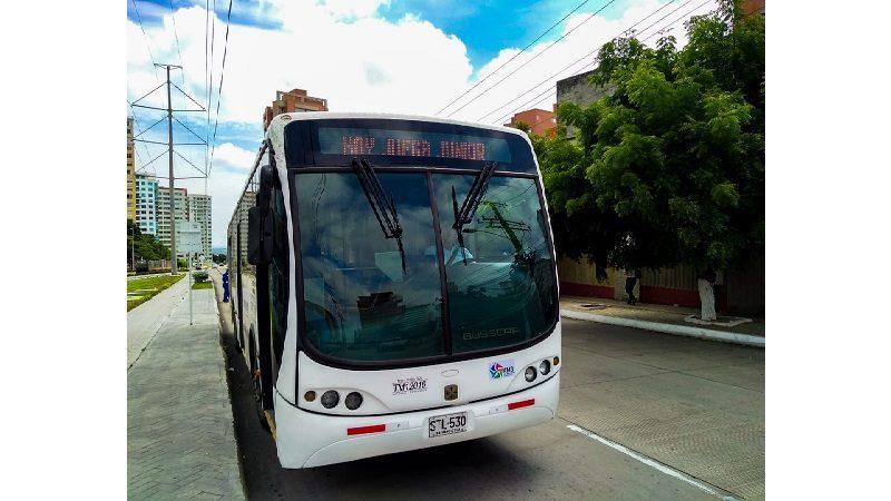 Cuatro buses adicionales de Transmetro al finalizar Junior–Melgar, hoy miércoles 8 de mayo