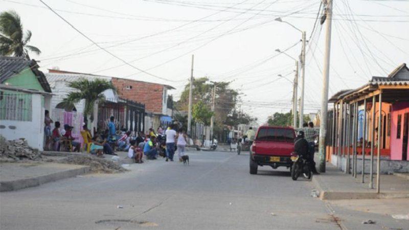 De tres tiros matan a un hombre en el barrio La Luz