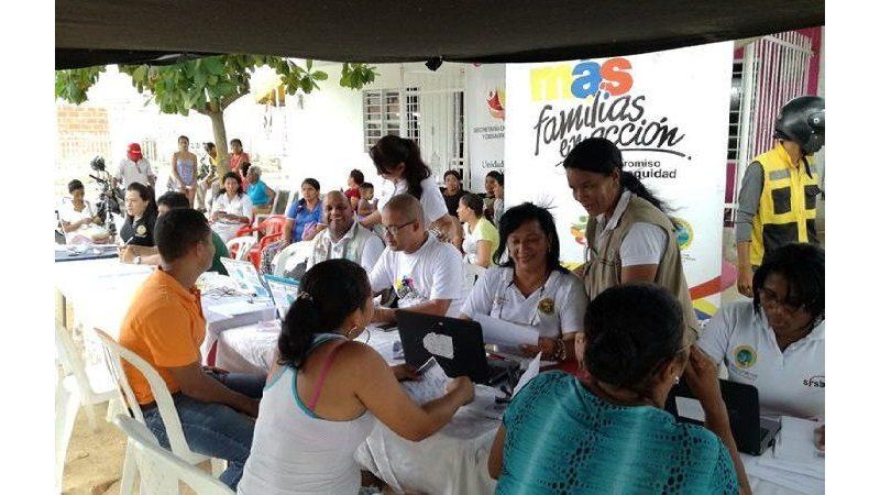Desde hoy jueves 9 de mayo, jornada de pagos de Familias en Acción en Barranquilla