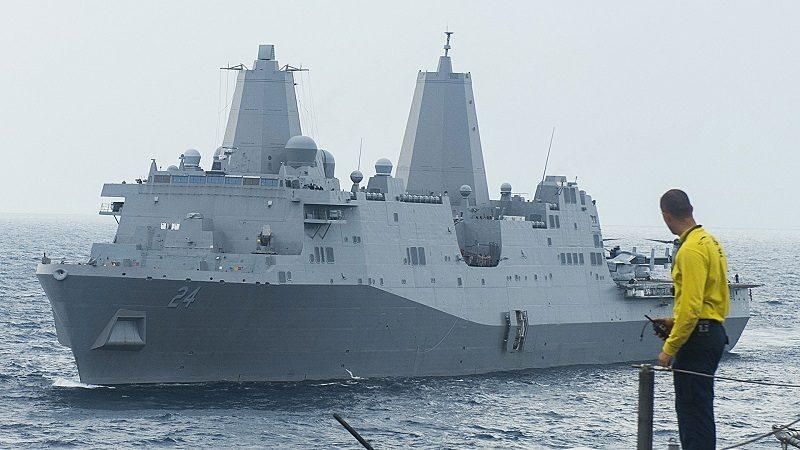 EE.UU. envía un buque de guerra y una batería de misiles a Oriente Medio, en respuesta a Irán