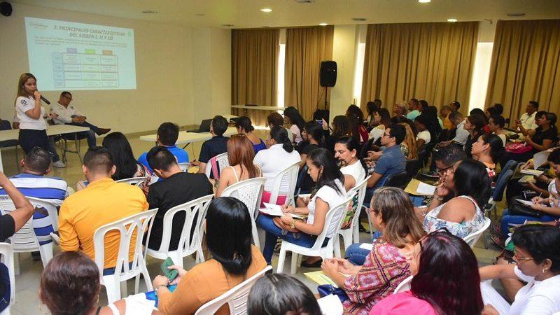 En Barranquilla, aspirantes a encuestadores del Sisbén IV se capacitan en nueva metodología