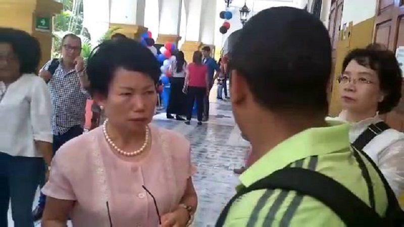 En Cartagena, roban bolso de esposa del embajador de Corea del Sur