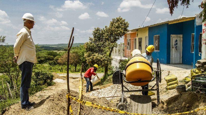 En fase final, obras de alcantarillado para el municipio de Usiacurí
