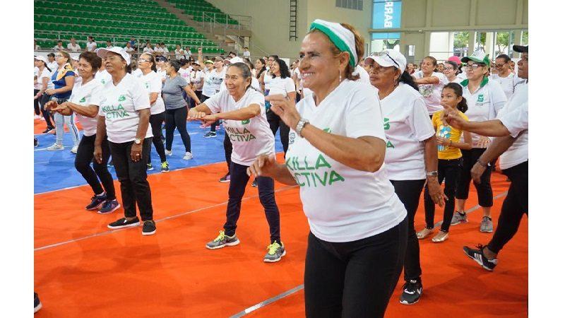 Feria Capital Recreativa conmemoró el Día de las Madres en Barranquilla