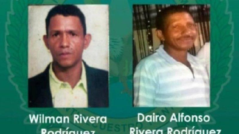 Hallan cuerpos sin vida de dos ganaderos secuestrados en Bolívar