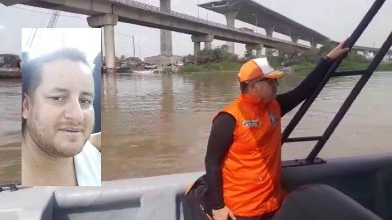 Hombre se lanzó desde el puente Pumarejo porque tenía muchas deudas con cobradiarios