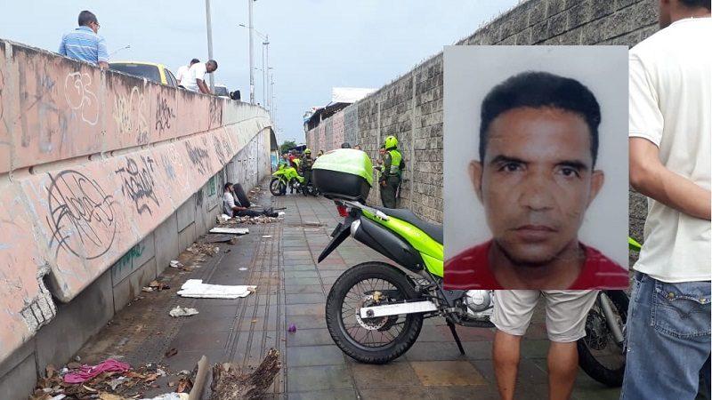 Hombre se quitó la vida en el puente de Bolívar, en el barrio San José