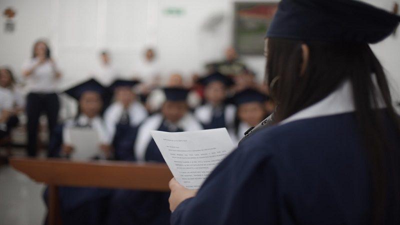 Internas del Buen Pastor en Barranquilla se graduaron como Técnicas del Sena