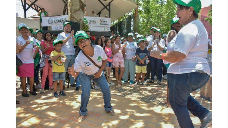Juegos, amor y respeto unieron a niños y adultos en celebración del Día de la Familia en Barranquilla