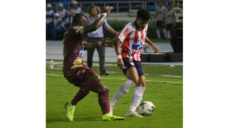 Junior 1-1 Tolima
