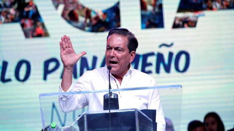 Laurentino Cortizo es el nuevo presidente de Panamá