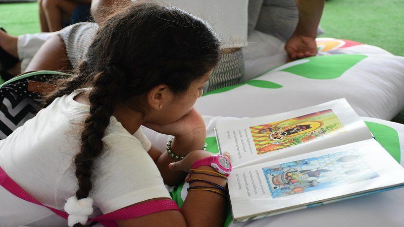 Lectura al parque