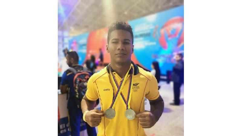 Más podios conquistados por el Team Barranquilla ok