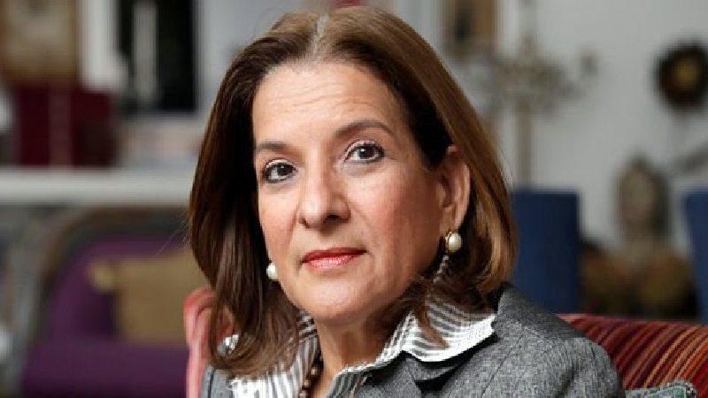 Margarita Cabello Blanco, graduada de Universidad de la Costa, nueva ministra de Justicia
