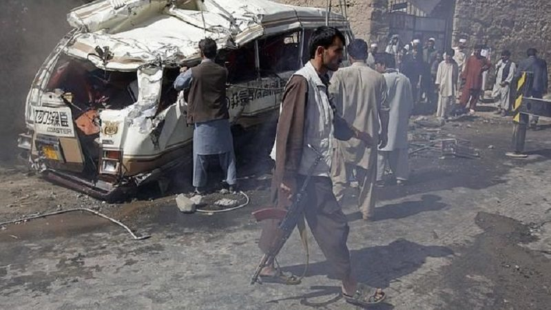 Mueren siete niños por estallido de un artefacto explosivo en Afaganistán