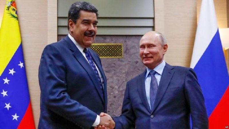 Nuevo choque entre EE.UU. y Rusia por Venezuela 1