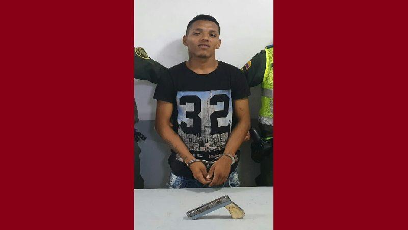 Otra vez capturan a alias 'Papucho', investigado por herir a niño de 11 años en Rebolo